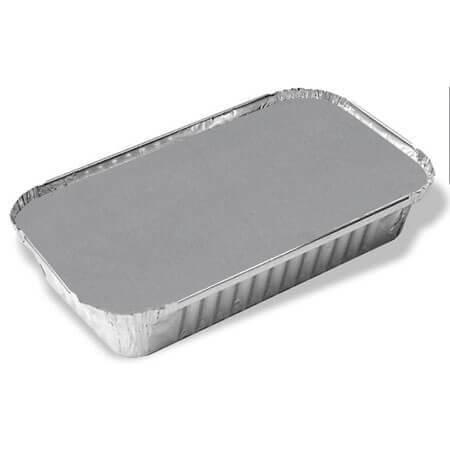 Aluminijumske posude za pakovanje hrane zapremine 500 ml