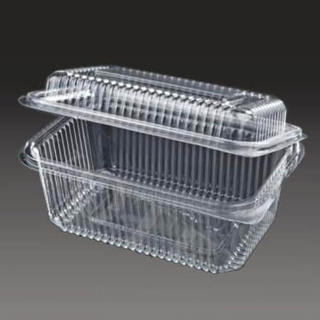 PET pakovanja za hranu