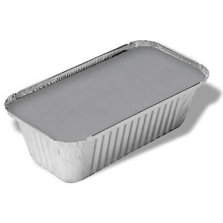 Aluminijumske posude za gotova jela zapremine 700 mililitara