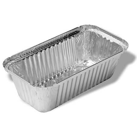 Aluminijumske posude za hranu i gotova jela