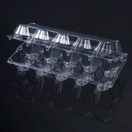 Plastična ambalaža za pakovanje jaja
