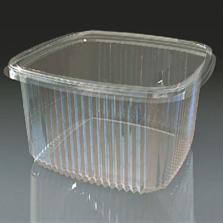 Plastične posude za pakovanje hrane