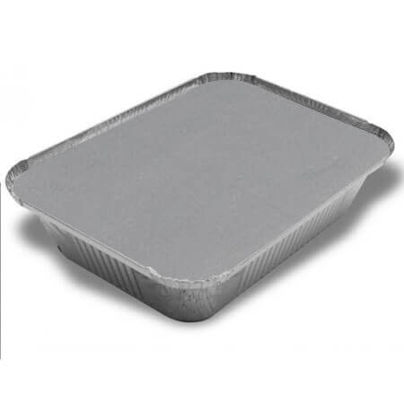 ALU ambalaža za hranu pogodna za ketering, pakovanje i dostavu gotovih jela