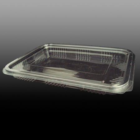 ambalaza plasticna za kolace sa poklopcem