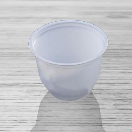 Plastična čaša za sladoled