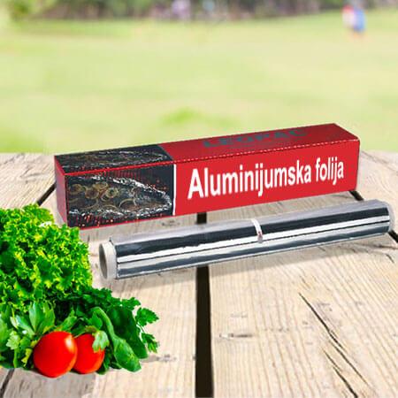 Aluminijumska folija za hranu