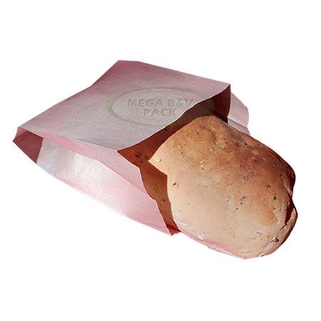 Natron kese za hleb 14x21 - braon