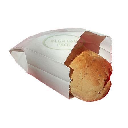Papirne kese za hleb 14x21
